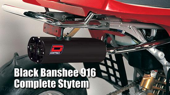 DMC 916 EXHAUST FOR BANSHEE-155