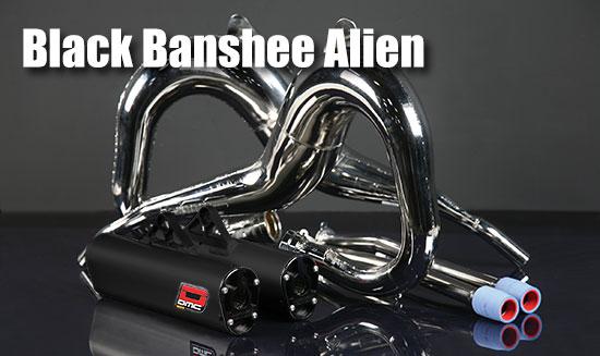 DMC ALIEN EXHAUST FOR BANSHEE-0