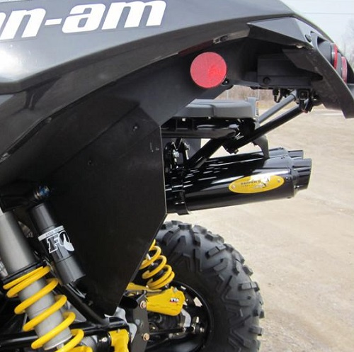 BARKERS EXHAUST FOR MAVERICK 1000-347