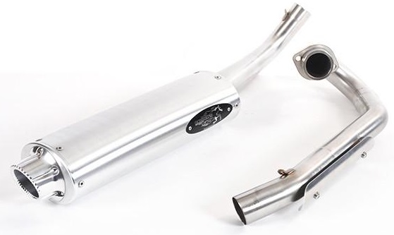 BARKERS EXHAUST FOR RAPTOR 700 (15 & UP) -734