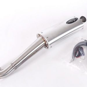 BARKERS EXHAUST FOR GRIZZLY 700/KODIAK 700 -0