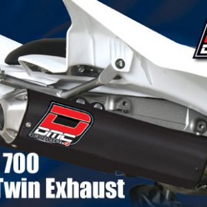 DMC EXHAUST FOR RAPTOR 700 FORCE 4 -0
