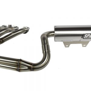 CURTIS SPARKS EXHAUST FOR YXZ 1000R X6-446