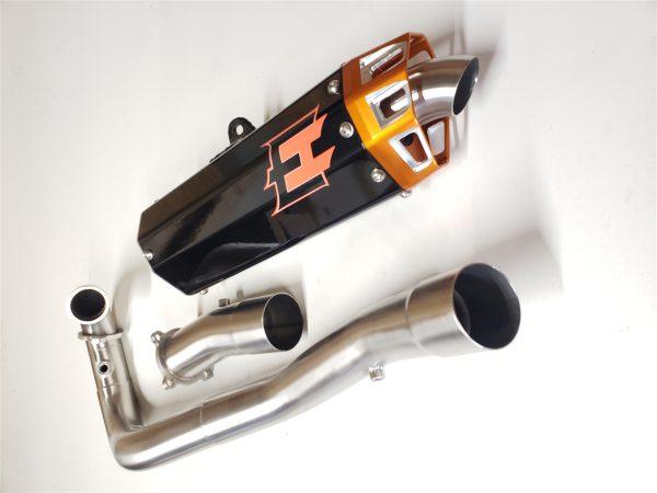 EMPIRE EXHAUST FOR KTM 690 SMC R/HUSQVARNA 701-0