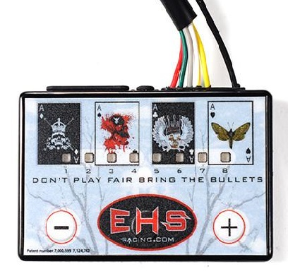 LTR 450 EHS Fuel Controller