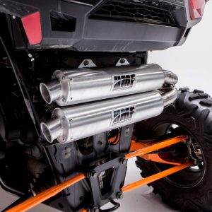 HMF EXHAUST FOR RZR XP TURBO ALL MODELS-0