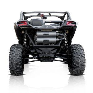Titan Series - Dual Full (Turbo Back)